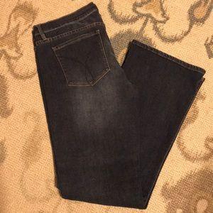 Calvin Klein Jeans. Boot cut❤️